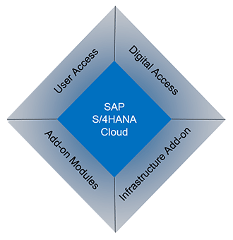 SAP S/4HANA Building Blocks