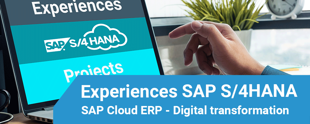 Experiences with SAP S/4HANA Cloud Business Transformations
