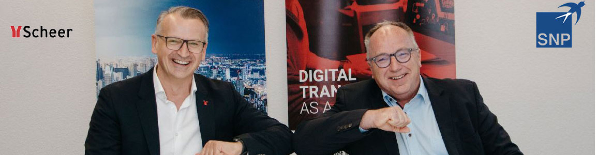 SNP & Scheer Partnership