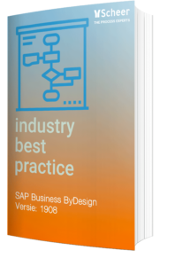 SAP ByD Best Practices