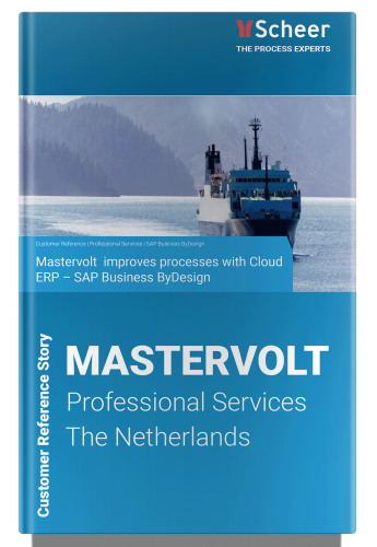 Mastervolt Customer Reference Story with SAP Cloud ERP