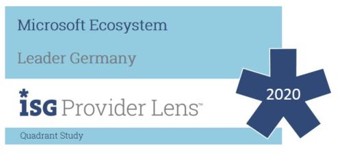 ISG Provider Lens 2020