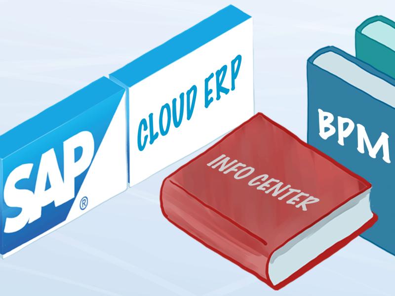 Business Process Management voor SAP Cloud ERP
