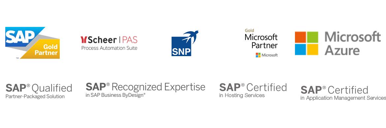 Partners van Scheer Nederland, Scheer Group en Scheer Managed Services