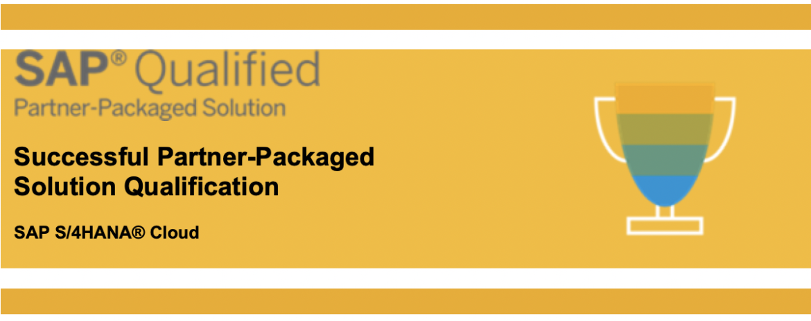 SAP Qualified Package Manufacturing