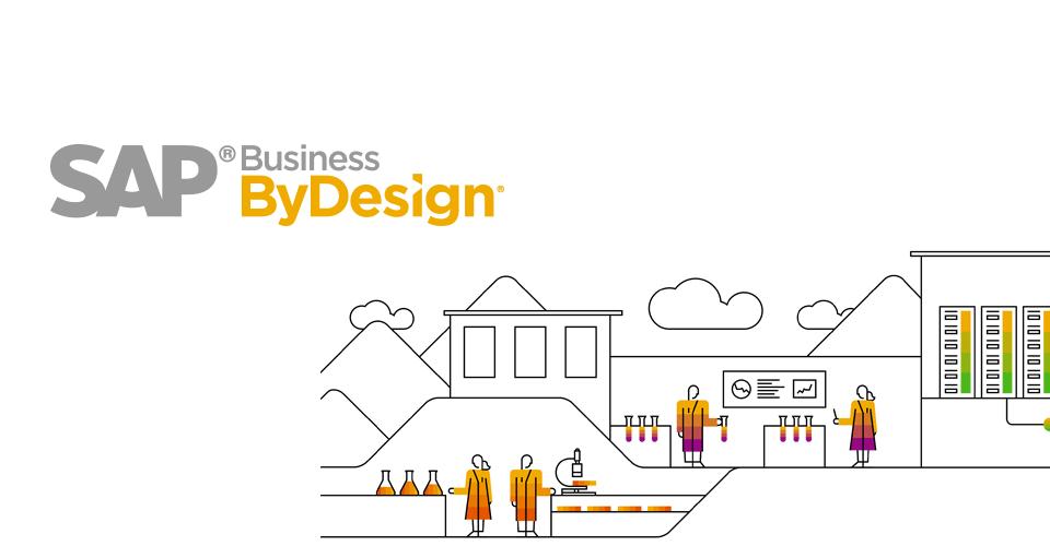 SAP Business ByDesign met SAP Business ByDesign