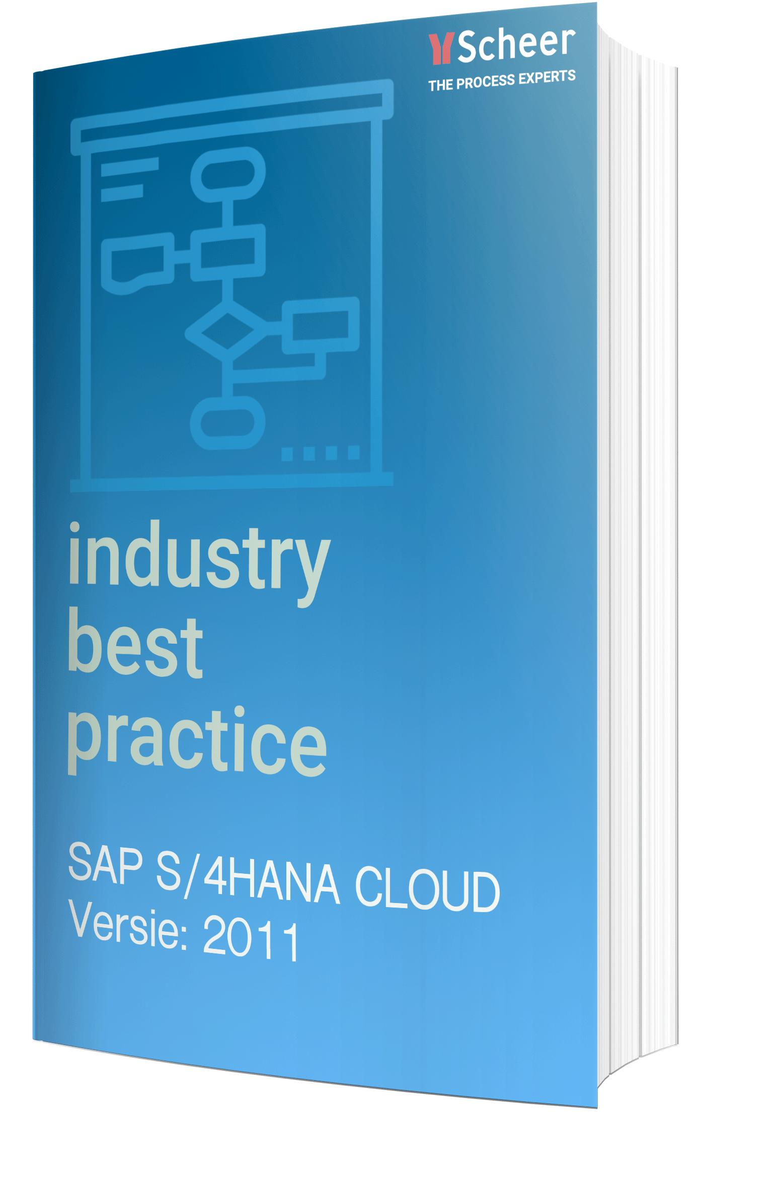 Best Practices SAP S/4HANA Cloud 2011