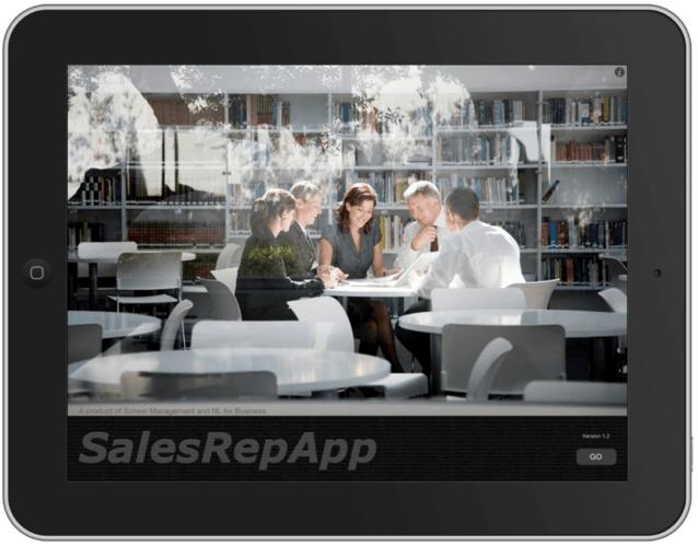 SAP Sales app voor buitendienst