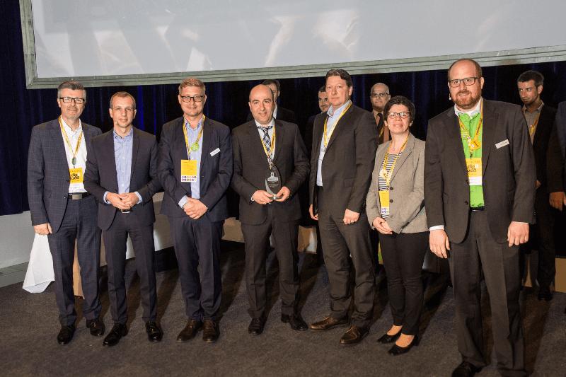 SAP Quality Award 2016 voor Scheer en Ottakringer Getränke AG