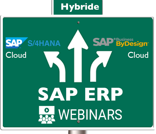 Webinars overstappen naar SAP Cloud ERP