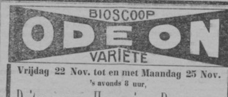 Voor het eerst zijn de bioscopen gesloten in Schiedam
