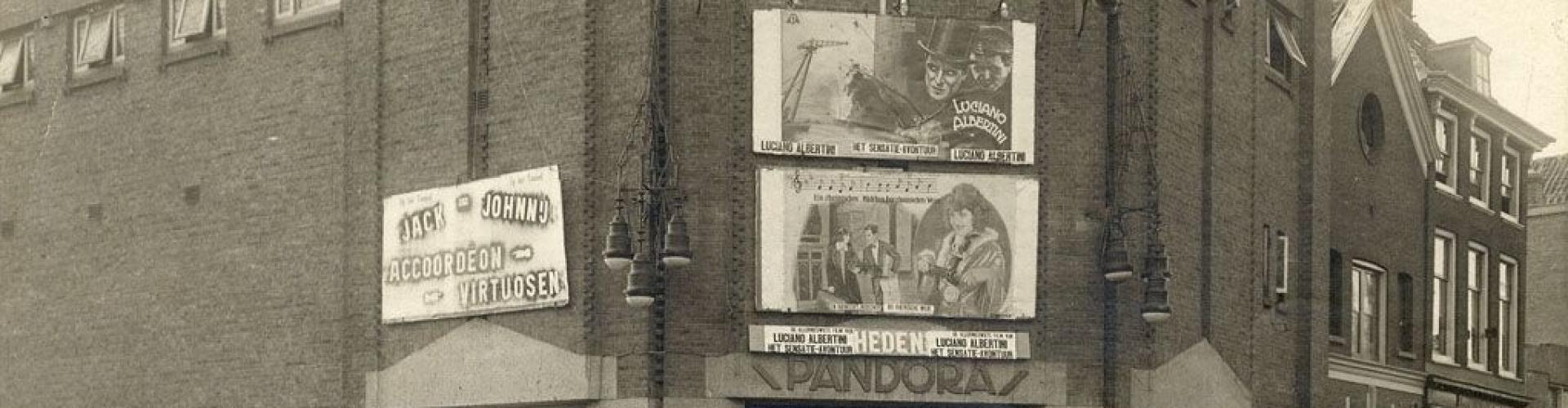 Pandora - Monopole bioscoop Schiedam