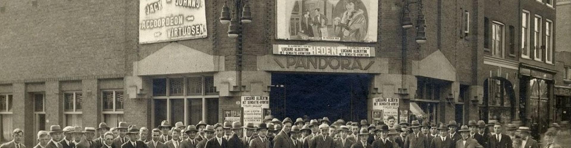 Schiedamsch bioscoop