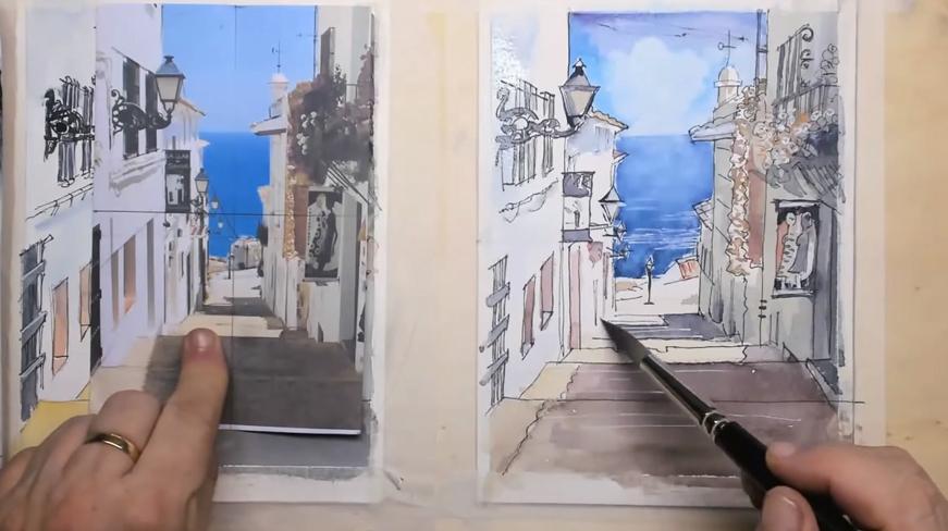Live schilderles Lineke LIjn