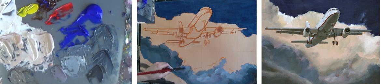 vliegtuig tutorial