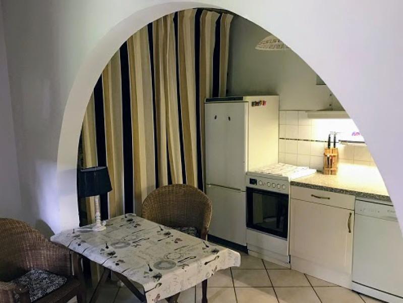 Villa Punda: keuken met alle apparatuur