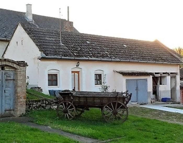 Casa Saliña bij Schilderen in Hongarije