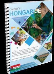 Creatief in Hongarije e-book cover