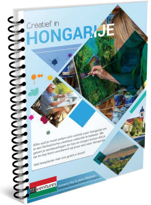 Boek Creatief in Hongarije