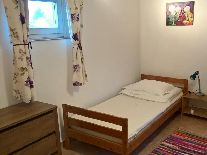 Een persoons slaapkamer