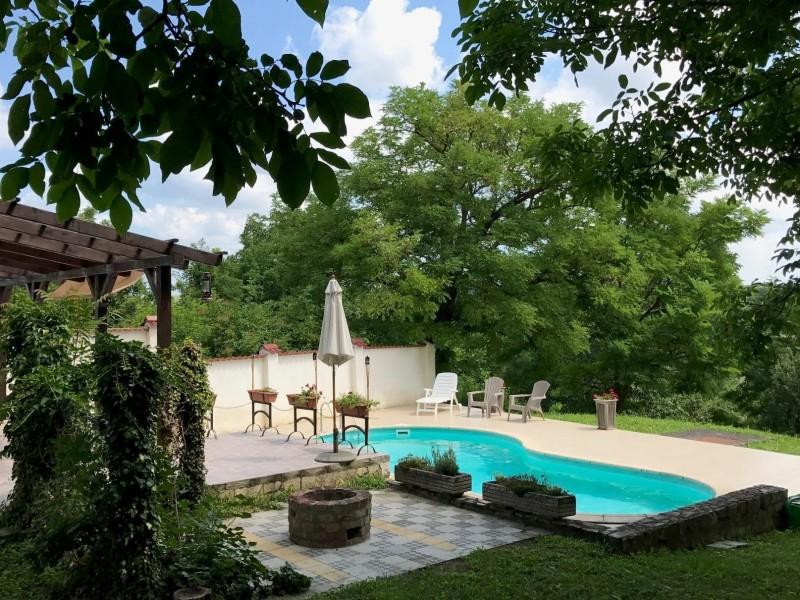 Villa Punda: zwembad 8,5 x 4,5 mtr.