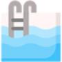 Zwembad 100% privé tijdens je schildervakantie