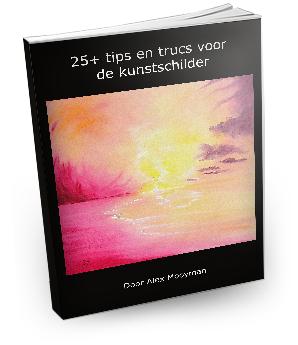25+ tips en trucs voor de kunstschilder