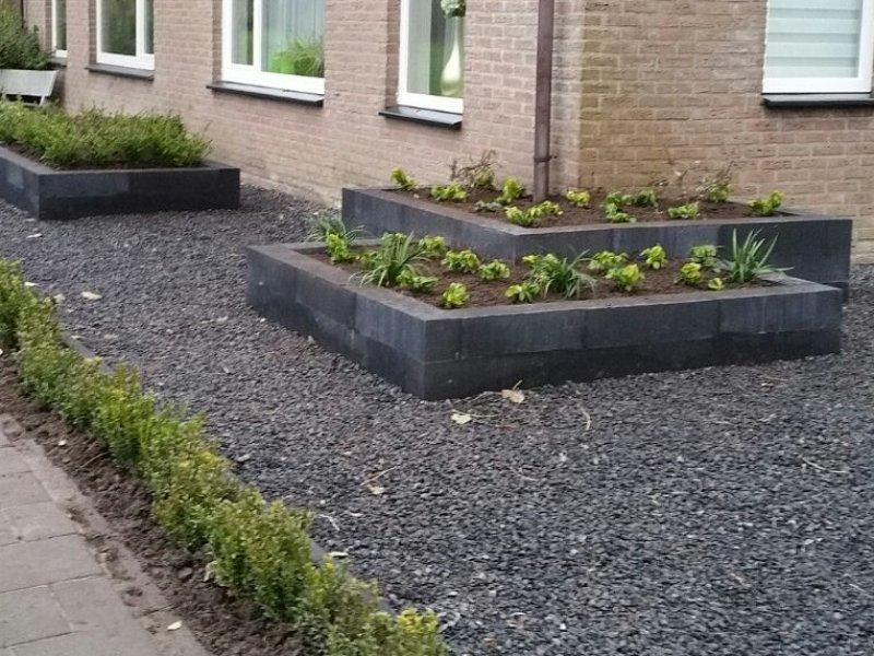 onderhoudsarme tuin