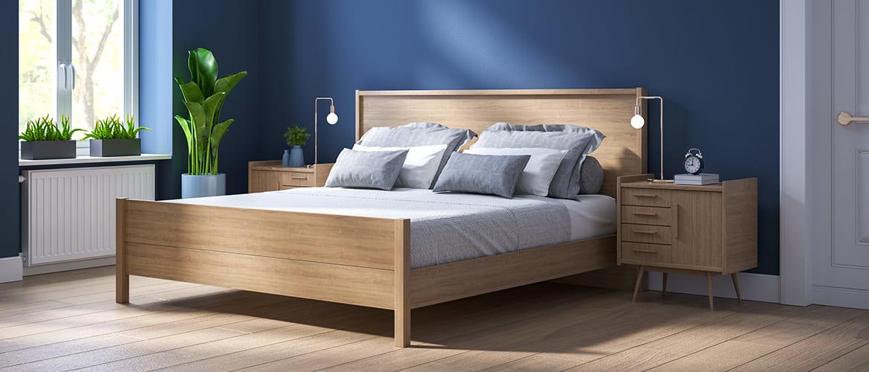Wat te doen bij schimmel in de slaapkamer?