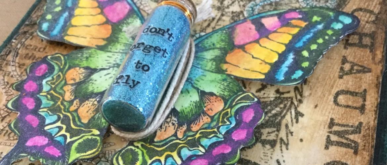 Crayons, Crackles & More, deel 2