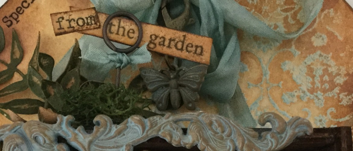 Etcetera Tag: From the Garden