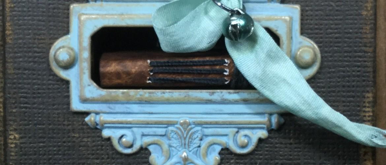 Een Nieuw Mini Project: The Minibook Box