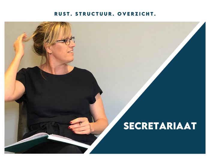Kantoor Weg en Bos Secretariaat Online