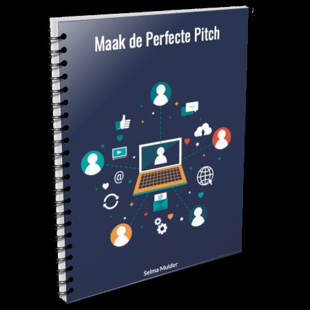Werkboek Maak de perfecte pitch