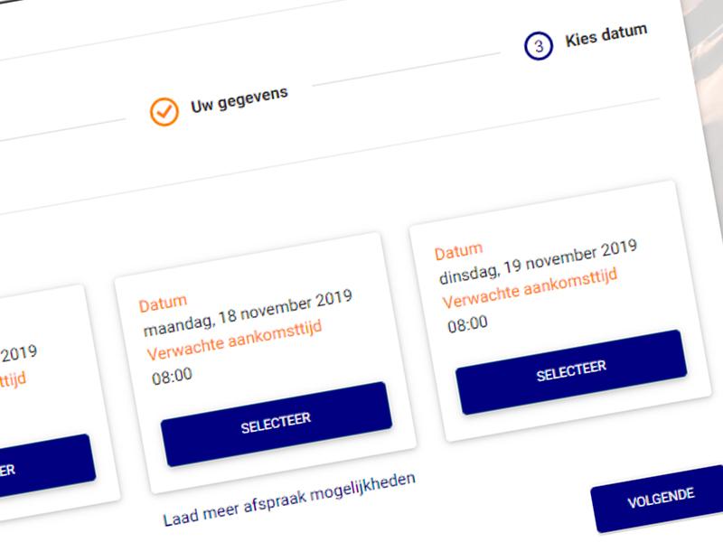 Online service- en onderhoud plannen installatiebedrijven