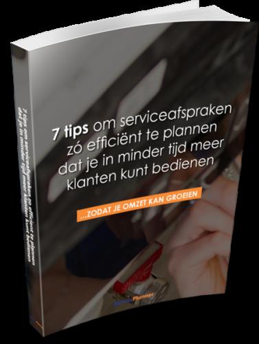 Gratis e-book: efficiënter plannen in 7 heldere stappen