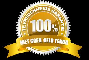Afsprakenplanner met zes maanden 100% garantie