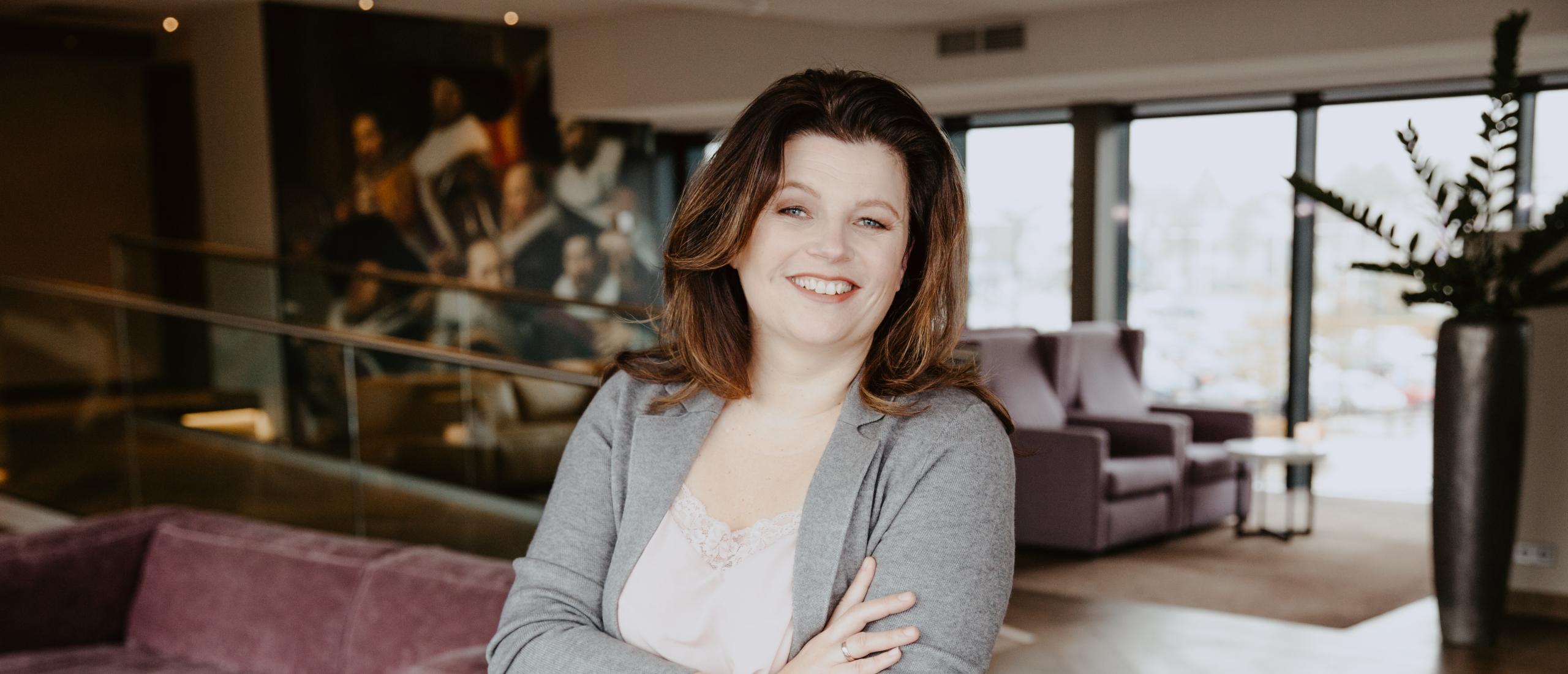 Integrator in de spotlights: Chantal Nolte