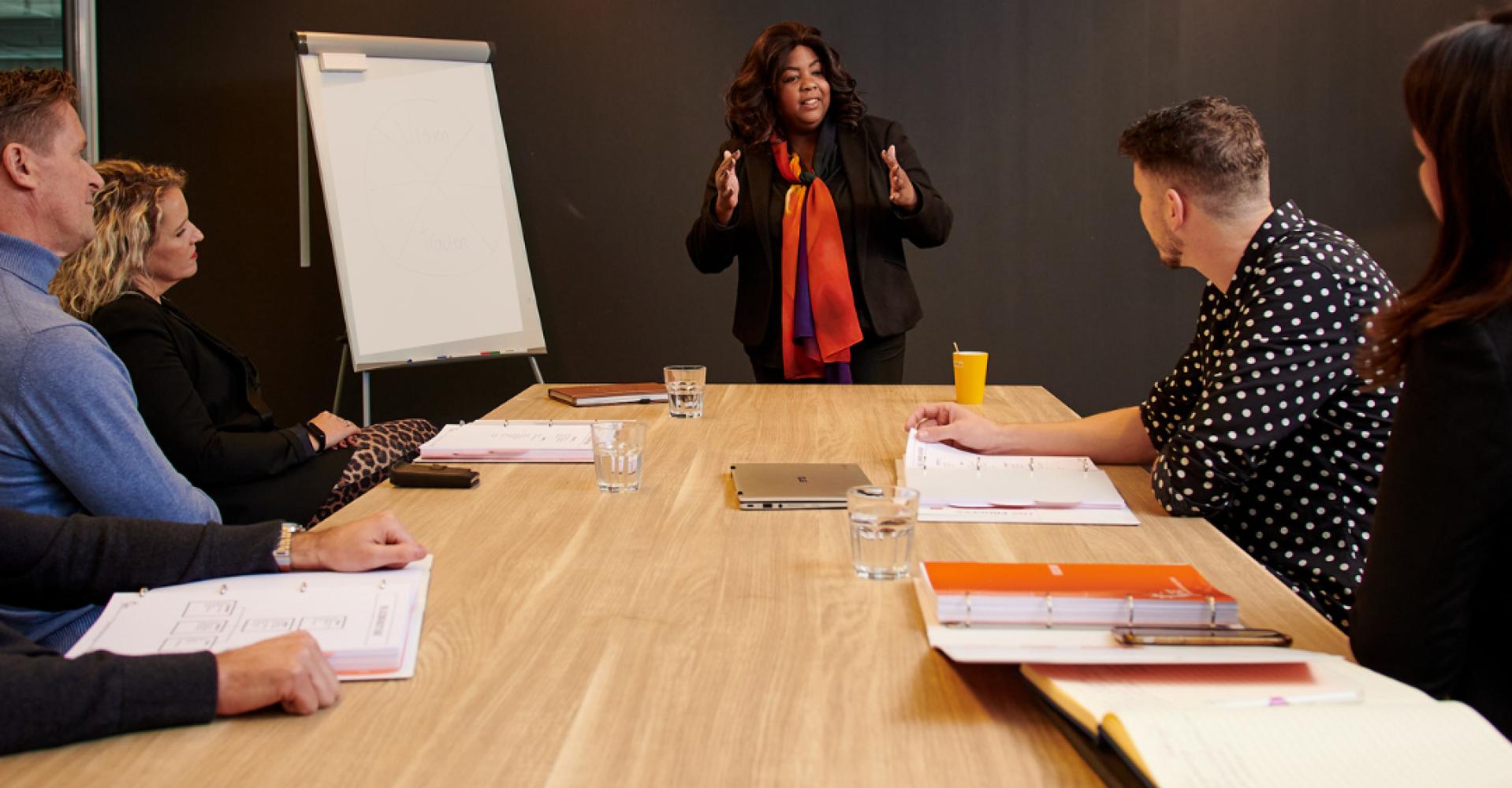 Angelique Piternella Share Business Management