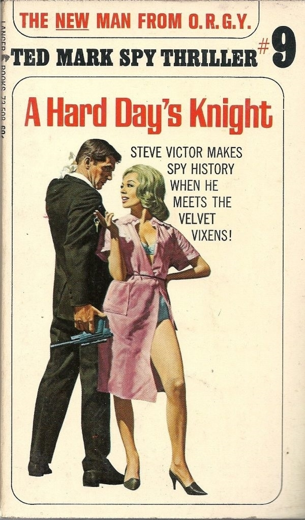 A Hard Day's Knight By Ted Mark