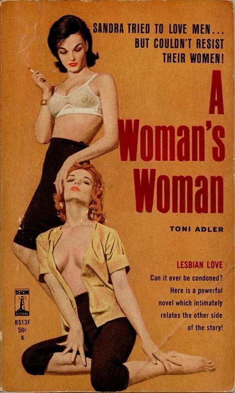 A Woman's Woman By Toni Adler