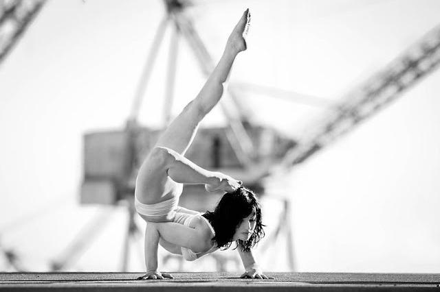 Acey Harper crane model