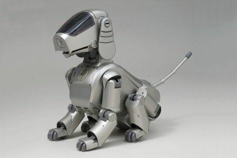 AIBO Sorayama Sony Pet Robot