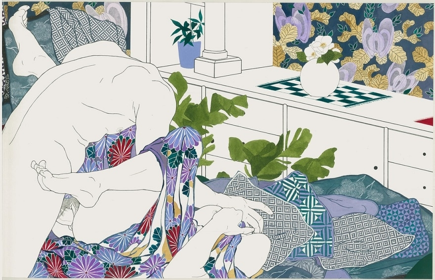 Aiko Robinson drawing