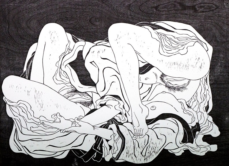 Aiko Robinson erotic