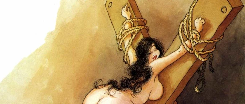 The Erotic Genius of the French Illustrator Albert Dubout