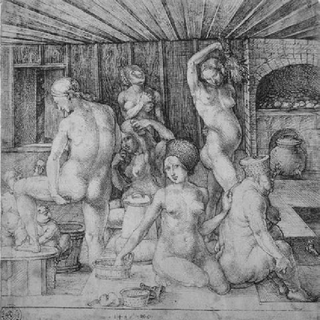 Albrecht Dürer Women's Bathhouse