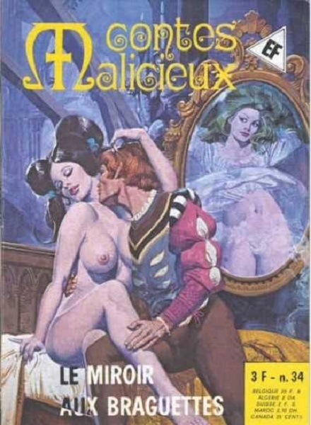 Alessandro Biffignandi Contes Malicieux comic art