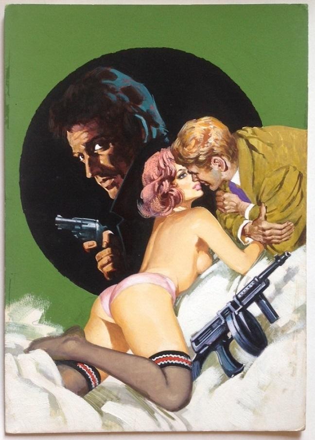 Alessandro Biffignandi erotic detective