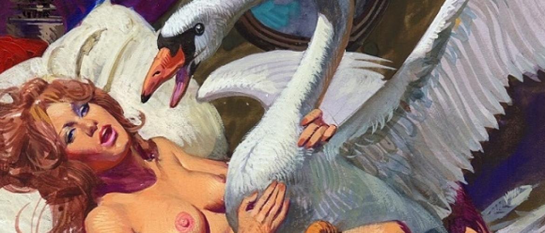 Erotic Posters of the Italian Illustrator Alessandro Biffignandi